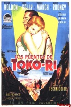 LOS PUENTES DE TOKO-RI (1955)