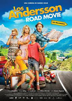 LOS ANDERSSON ROAD MOVIE (2013)
