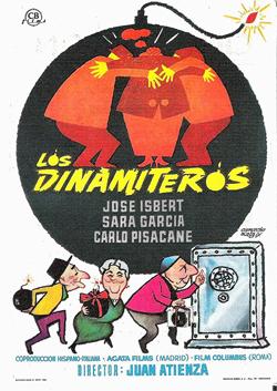 LOS DINAMITEROS (1963)