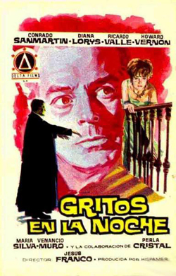 GRITOS EN LA NOCHE (1961)