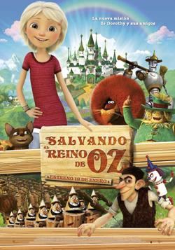SALVANDO EL REINO DE OZ (2017)
