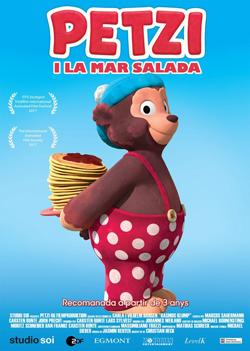 PETZI Y LA MAR SALADA (2018)