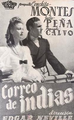 CORREO DE INDIAS (1942)