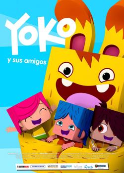 YOKO Y SUS AMIGOS (2015)