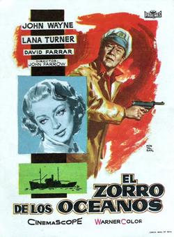 EL ZORRO DE LOS OCÉANOS (1955)