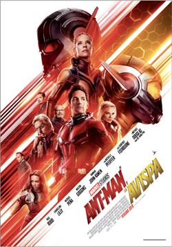ANT-MAN Y LA AVISPA (2018)