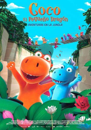 Coco, el pequeño dragón, Aventuras en la jungla