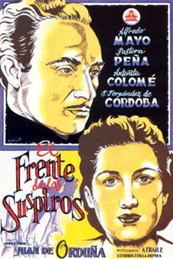 EL FRENTE DE LOS SUSPIROS (1942)