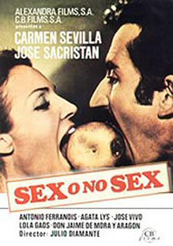 SEX O NO SEX (1974)