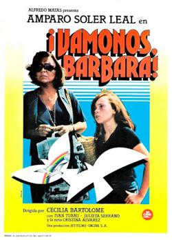 ¡VÁMONOS, BÁRBARA! (1978)