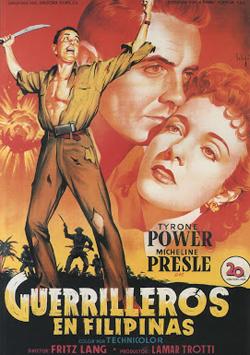 GUERRILLEROS EN FILIPINAS (1950)