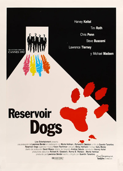 RESERVOIR DOGS (1992)