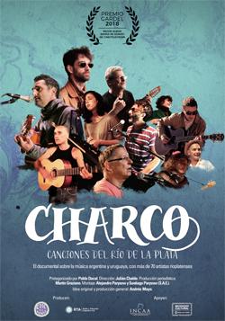 CHARCO, CANCIONES DEL RÍO DE LA PLATA (2017)