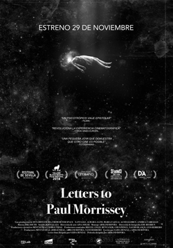 LETTERS TO PAUL MORRISEY (2018)