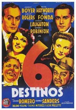 SEIS DESTINOS (1942)
