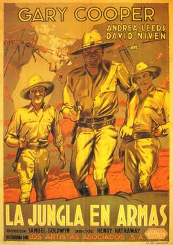 LA JUNGLA EN ARMAS (1939)