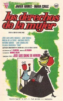 LOS DERECHOS DE LA MUJER (1963)