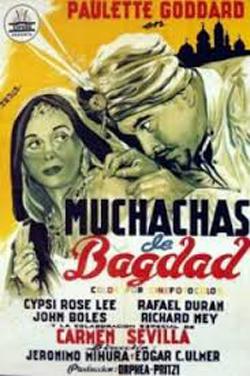 MUCHACHAS DE BAGDAD (1952)