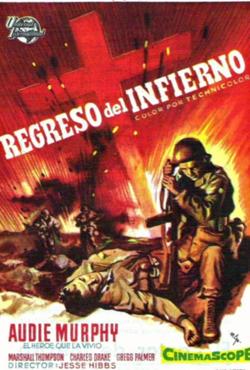 REGRESO DEL INFIERNO (1955)