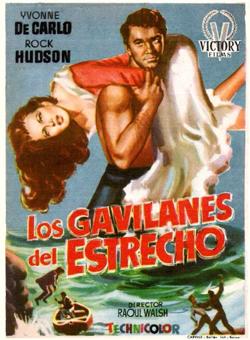 LOS GAVILANES DEL ESTRECHO (1953)