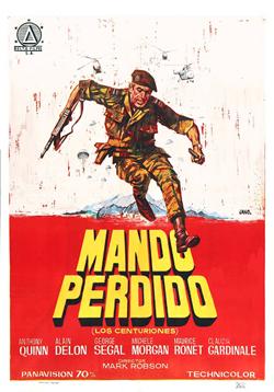MANDO PERDIDO (LOS CENTURIONES) (1966)