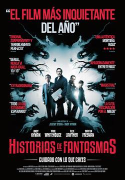 HISTORIAS DE FANTASMAS (2017)