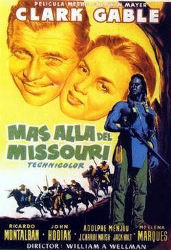 MÁS ALLÁ DEL MUISSOURI (1951)