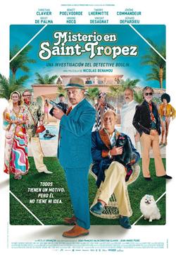 MISTERIO EN SAINT-TROPEZ (2021)